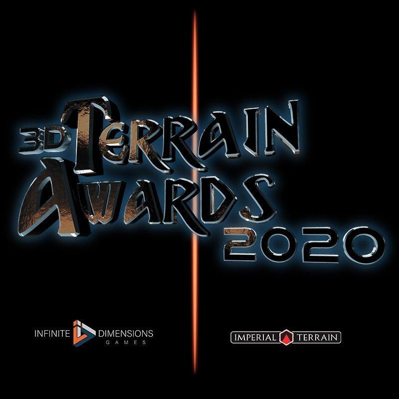 3D Terrain Awards