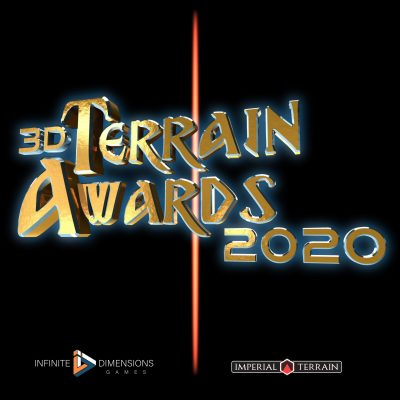 3D Terrain awards 2020